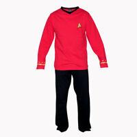 Star Trek The Original Series Spock Blue Lounger Onesie