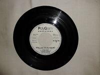 """DSK / Utah Saint–What Would We Do?–Disco Vinile 45 Giri 7"""" Ed.Promo Juke Box"""