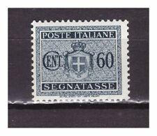 s27242) ITALIA 1934 MNH** Segnatasse c.60 Sassone #41