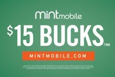 Mint Mobile New Customer Referral Link. $15 BILL CREDIT INSIDE
