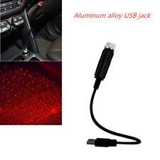 Home Car USB LED Interior Ceiling Light Starry Sky Decorative MultiColor Lamp