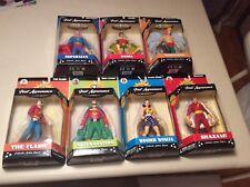 Lot 7 DC Direct First Apperance - Superman, Robin, Hawkman, Shazam, WW, Flash, G