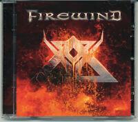 """Firewind """"Firewind"""" 2020, CD jewel case"""