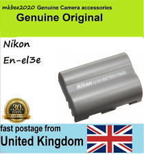 Genuine Original Nikon EN-EL3E Battery D50 D70S D80 D90 D700 D100 D300S