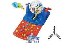 Lotto Game Bingo Lottery Family Board Game Set Classic Lotto 75 Balls