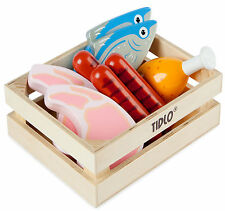 John Crane Tidlo Wooden Meat and Fish - NEW