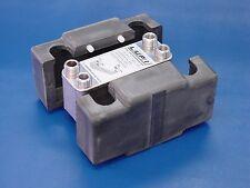 Edelstahl Plattenwärmetauscher B3-12A-30 73kW 0,36m² mit Isolierschale