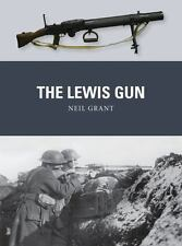 Osprey Weapon 34 - The Lewis Gun Neil Grant Brand New Free Shipping!