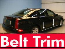 Cadillac STS CHROME SIDE BELT TRIM DOOR MOLDING 05 2006 2007 2008 2009 2010 2011