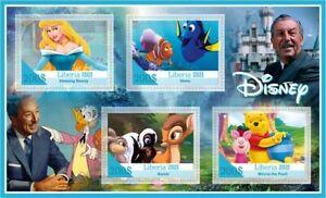 Stamps Cinema Cartoons Disney