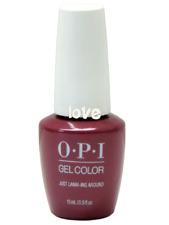 Opi GelColor New Gel Nail Polish Soak-Off Gc H72- Just Lanai-ing Around