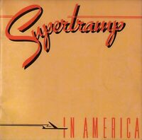 SUPERTRAMP 1979 BREAKFAST IN AMERICA TOUR CONCERT PROGRAM BOOK / VG 2 NMT