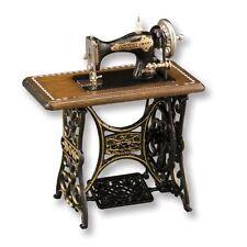 Reutter Porzellan Nähmaschine Metall / Sewing Machine Metal Puppenstube 1:12