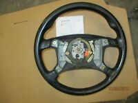 BMW E36 3-Series M3 Factory Standard 4-Spoke Leather Steering Wheel 95-99 OEM