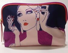 Estee Lauder MakeUp / Cosmetics / Toiletry Bag (approx 7.5 x 5 inches)