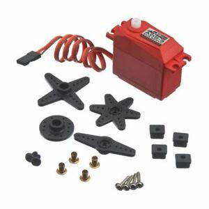 ARRMA AR390133 ADS-5 V2 4.5kg Impermeable Servo Rojo