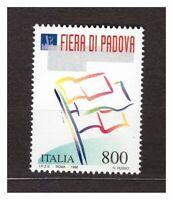 s31165) ITALIA MNH** 1998 Fiera di Padova 1v