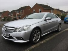 MERCEDES E-CLASS E350 CDI BLUEEFFICIENCY SPORT COUPE DIESEL AMG  69k  FMDSH
