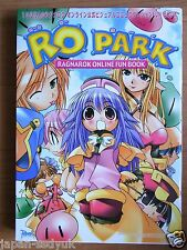 Ragnarok online fun book RO Park Official Manga Artbook