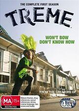 Treme : Season 1 (DVD, 4-Disc Set) NEW