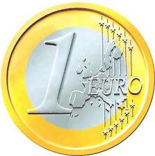 1-Euro Wertmarke zum Aufrüsten der Aufrüstkits & PC`s