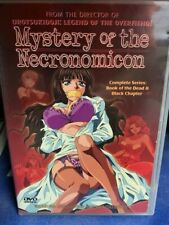 Mystery Of The Necronomicon (DVD, 2000) Absolutely Not For Children NC-17