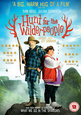 Hunt for The Wilderpeople 5060262854907 With Sam Neill DVD Region 2
