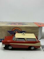 Lionel Train 6-18447 Executive Inspection Car Motorized Red L06