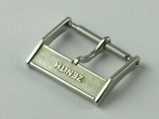 FIBBIA ZENITH ACCIAIO 16 mm BUCKLE ZENITH 16 mm STEEL