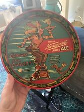 Dr Seuss Narraganet Beer Tray Vintage