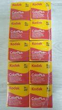 5x Kodak ColorPlus 200 ISO 135mm 36 Exp. Negative Film EAN 086806031479