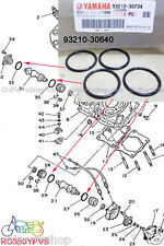 Yamaha RD350YPVS RZ350 Power Valve O Ring x4 NOS RD350F 93210-30734 Genuine