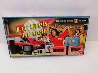 Der Preis ist Heiß von Jumbo Brettspiel zur beliebten RTL TV-Show 90er Quiz