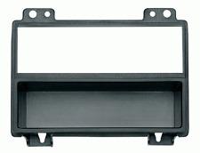 Mascherina radio ISO-Doppio ISO- Doppio DIN colore nero Ford Fiesta 0