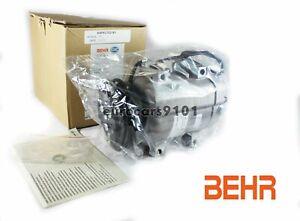 New! Volkswagen Passat Behr Hella Service A/C Compressor 351127671 8D0260805M