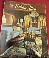Home Furnishings catalog Ethan Allen 408  pages colorful Vintage 1974