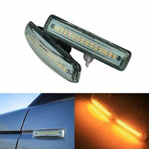2x für Land Rover Discovery 3&4  Blinker Seitenblinker Blinkleuchte Lampe Gelb