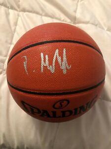 Darius Garland Signed/Autographed Spalding NBA basketball JSA