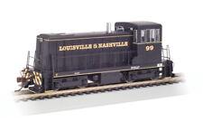 Bachmann #60604 HO Louisville & Nashville GE 70-Tonner Diesel Loco w/DCC #99