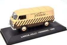 LANCIA JOLLY - FERRERO - 1960 - 1:43 DIECAST ITALIAN VAN TRUCK MODEL CAR IXO C17