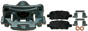 Disc Brake Caliper-Non-Coated Loaded with Ceramic Pads Rear Left fits Maxima