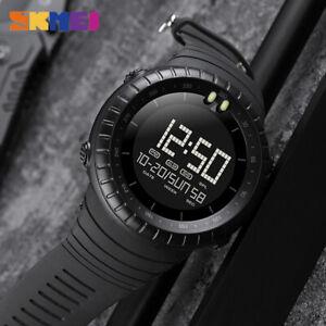 SKMEI Electronic Sport Watch Men Count Down Waterproof Digital Wristwatch 1992