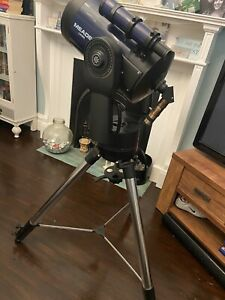"MEADE LX90 8"" SCHMDT CASSEGRAIN TELESCOPE Excellent Condition"