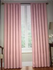 """Open Package ONE Eclipse Pink Blackout Curtain Panel 42"""" x 84"""""""