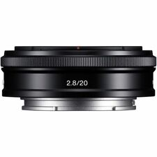 Sony SEL 20mm f/2.8 Lens for E