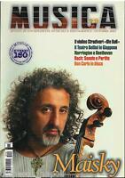 Música: Maisky, Bach, don carlo , Riga, N 150 Octubre 2003 Revista
