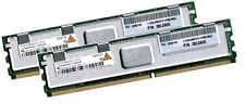2x 2gb 4gb di RAM COMP. HP 397413-b21 667 MHz FB DIMM Memoria ddr2 Fully Buffered