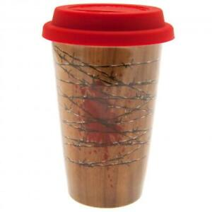 Official The Walking Dead Ceramic Travel Mug Cup Christmas Gift Xmas
