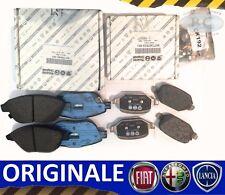 PASTIGLIE FRENO ANTERIORI + POSTERIORI ORIGINALI FIAT 500L 1.3 1.6 MTJ 0.9 1.4 B