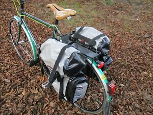 Carradice Carradry Rear Panniers bicycle luggage